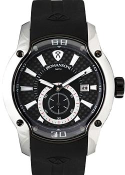 Мужские часы Romanson AL1216MD(BK)