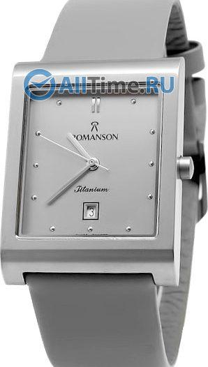 Мужские часы Romanson DL0581BMW(GR)