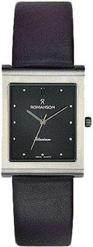 Мужские часы Romanson DL0581SMW(BK)