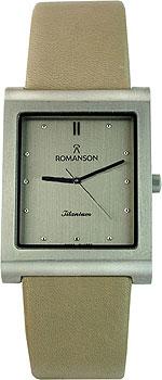 Мужские часы Romanson DL0581SMW(GR)
