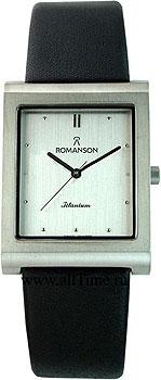Мужские часы Romanson DL0581SMW(WH)