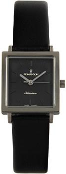 Женские часы Romanson DL2133SLW(BK)