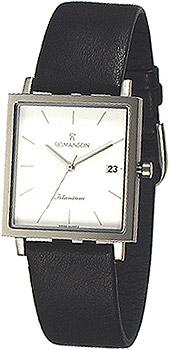 Мужские часы Romanson DL2133SMW(WH)