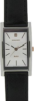 Мужские часы Romanson DL2158CLJ(WH)