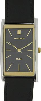 Мужские часы Romanson DL2158CMC(BK)