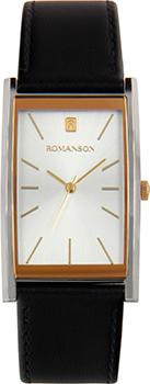 Мужские часы Romanson DL2158CMC(WH)