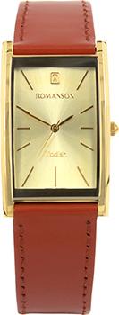 Мужские часы Romanson DL2158CMG(GD)