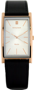 Мужские часы Romanson DL2158CMR(WH)