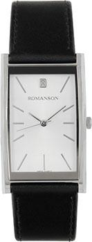 Мужские часы Romanson DL2158CMW(WH)