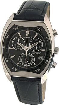 Мужские часы Romanson DL4141HMW(BK)