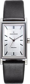 Мужские часы Romanson DL4191SMW(WH)