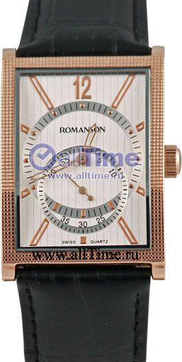 Мужские часы Romanson DL5146NMR(WH)