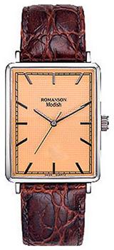 Женские часы Romanson DL5163SLW(GD)