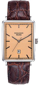Женские часы Romanson DL5163SLW(RG)