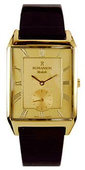 Мужские часы Romanson DL5593SMG(GD)