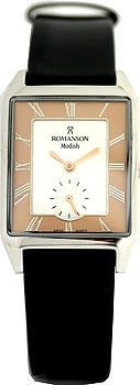 Мужские часы Romanson DL5593SMJ(WH)