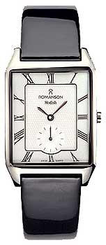 Мужские часы Romanson DL5593SMW(WH)