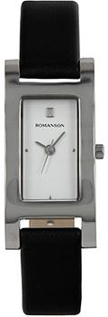 Женские часы Romanson DL9198SLW(WH)