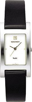 Мужские часы Romanson DL9198SMW(WH)