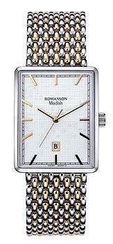 Мужские часы Romanson DM5163MJ(WH)