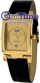 Мужские часы Romanson DN3565MG(GD)