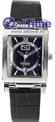 Мужские часы Romanson DN3565MW(BK)