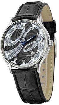 Женские часы Romanson HL5154SMW(BK)