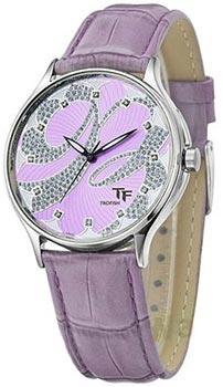 Женские часы Romanson HL5154SMW(PUR)