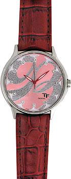 Женские часы Romanson HL5154SMW(RED)