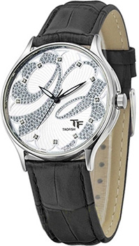 Женские часы Romanson HL5154SMW(WH)