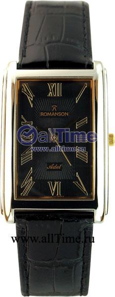 Мужские часы Romanson TL0110SMC(BK)