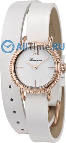 Женские часы Romanson PB4233LR(WH)