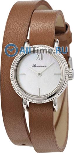 Женские часы Romanson PB4233LW(WH)