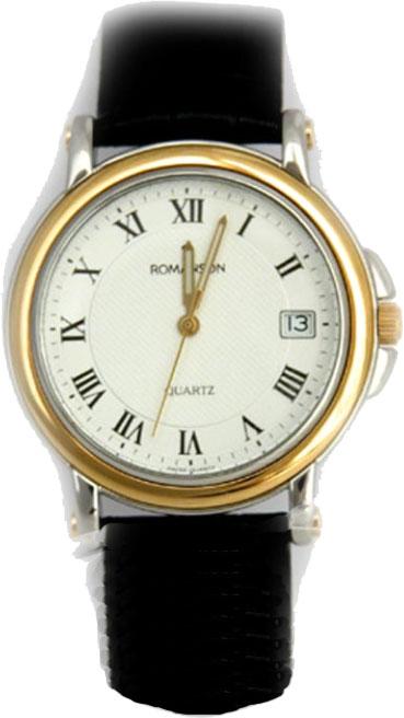 Мужские часы Romanson TL0160SMC(WH)