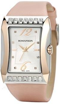 Женские часы Romanson RL0358QLJ(WH)