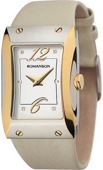 Женские часы Romanson RL0359LJ(WH)