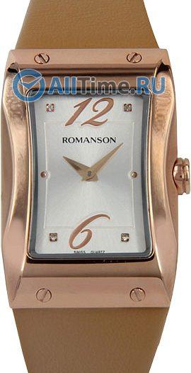 Женские часы Romanson RL0359LR(WH)