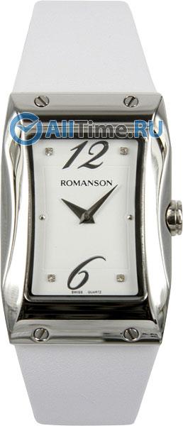 Женские часы Romanson RL0359LW(WH)