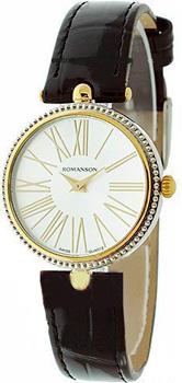 Женские часы Romanson RL0362LC(WH)