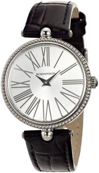 Женские часы Romanson RL0362LW(WH)