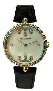 Женские часы Romanson RL0363LC(WH)