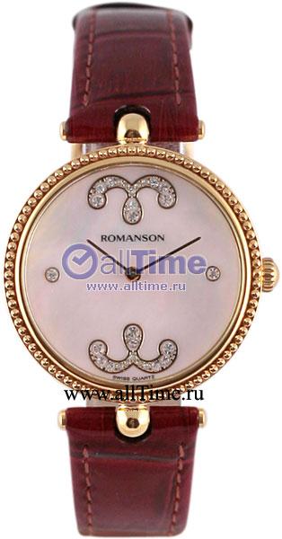 Женские часы Romanson RL0363LG(RG)