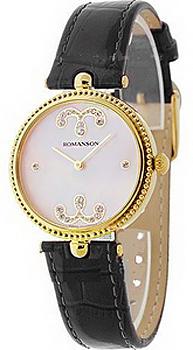 Женские часы Romanson RL0363LJ(PINK)