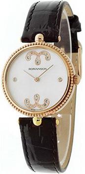 Женские часы Romanson RL0363LR(WH)