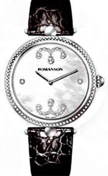 Женские часы Romanson RL0363LW(WH)