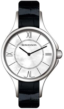 Женские часы Romanson RL0364LW(WH)