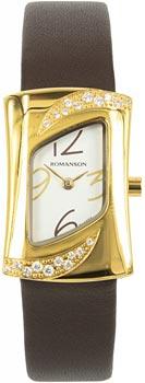 Женские часы Romanson RL0388QLG(WH)