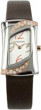 Женские часы Romanson RL0388QLJ(WH)