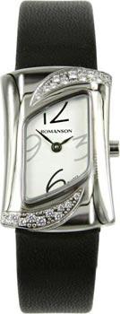 Женские часы Romanson RL0388QLW(WH)
