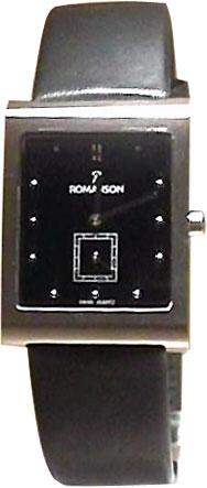 Мужские часы Romanson DL0581HMW(BK)